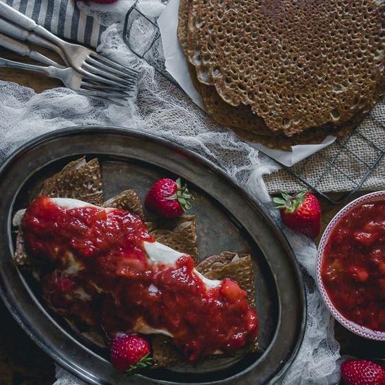 Китайский рецепт Спринг-роллов с овощами и разными соусамиYogaBodyLanguage