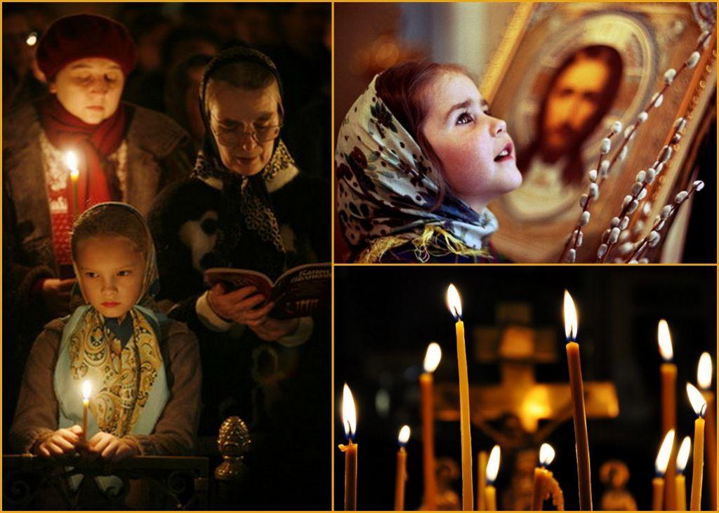 Вербное воскресенье и Лазарева суббота. От Четыредесятницы к Страстной неделе
