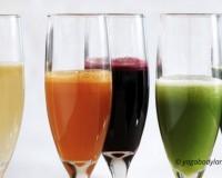 Вода и еда: соки, смузи, детокс